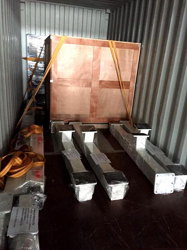 阿玛达3510闭式伺服式数控转塔冲床发货